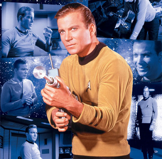 william shatner kirk