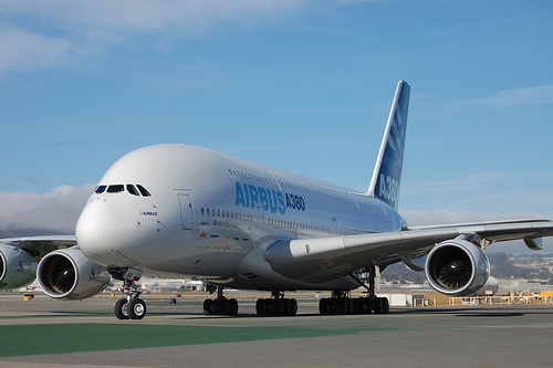 Airbus A380 21