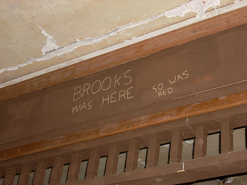 brooks was here1