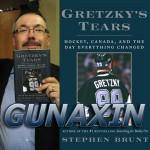 Gunaxin Show #2 – Stephen Brunt, Fictional Gadgets, and Fallen Sodas