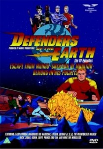Defenders Of The Earth Vol11 209x300