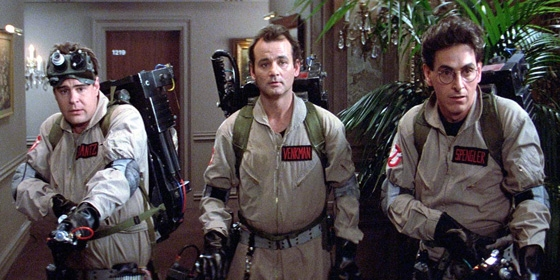 Ghostbusters Feature 560x280