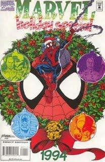 Marvel Holiday 1994