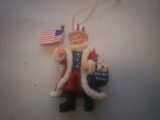 Santa Patriot