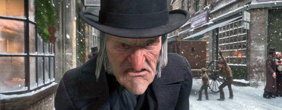 Scrooge Header