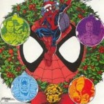 Christmas with Comic Book Heroes!