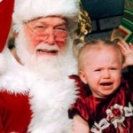 Crying With Santa: A Photo Gallery