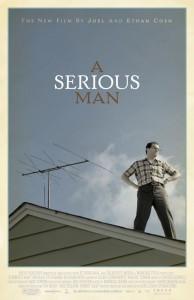 a serious man poster 194x300