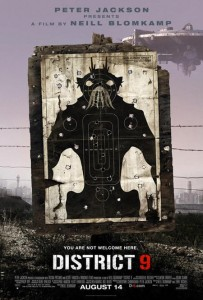 district 9 poster 203x300