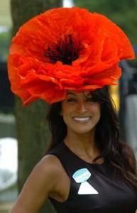 flower hat 193x300