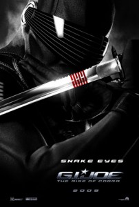 gi joe poster snake eyes 202x300
