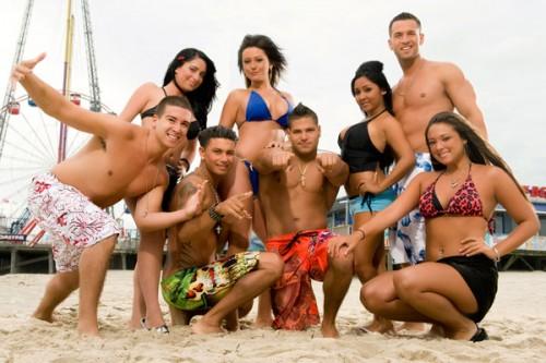 Jersey Shore MTV Casts 500x333
