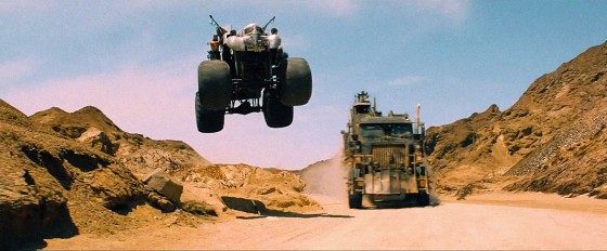 Mad Max 560x232