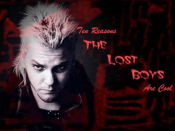 TheLostBoyswall