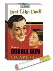 just like dad gum cigarettes 782674