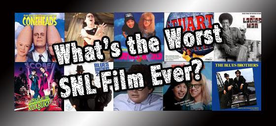 worst snl film