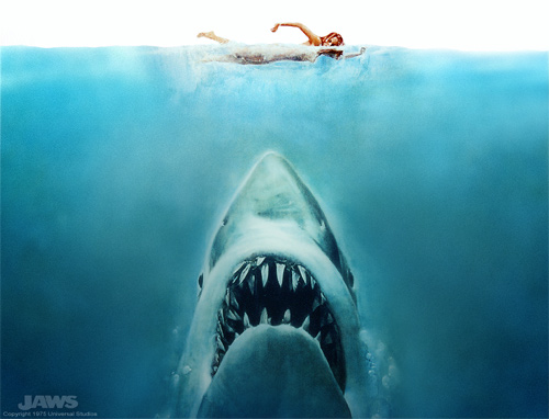 Jaws One Sheet