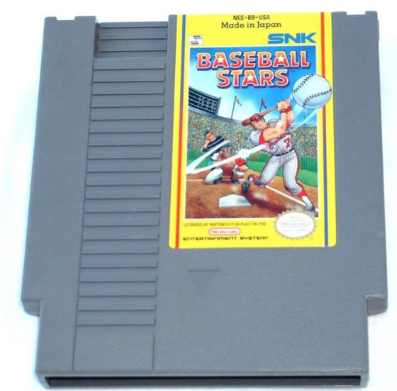 Nintendo Baseball Stars2 560x552