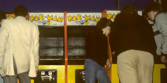 Pac Man 560x280