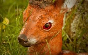 fake deer 300x189