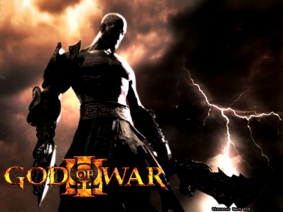 god of war 3 wallpaper by dzilo1 560x420