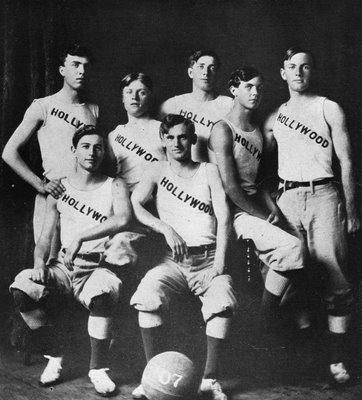 old time basketball