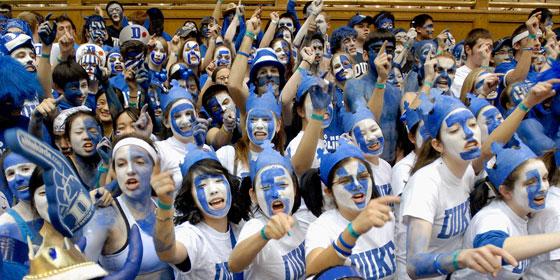 Duke Fans