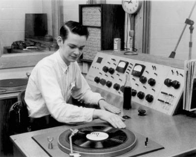 Retro Radio DJ