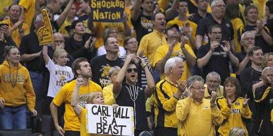 Shockers Fans