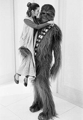 Star Wars Fisher Chewbaca 277