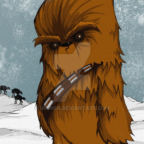 chewbacca the wookie by uminga d2kmfe1 144x144