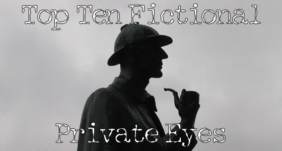 private eyes fictional
