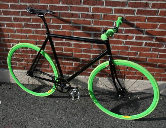 slimer bike