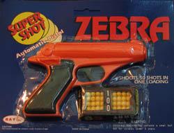 zebra gun