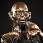 $15,000 for a Bronze Gollum Statue