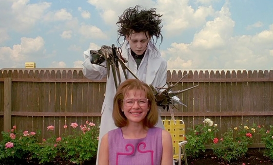 Edward Scissorhands 560x339