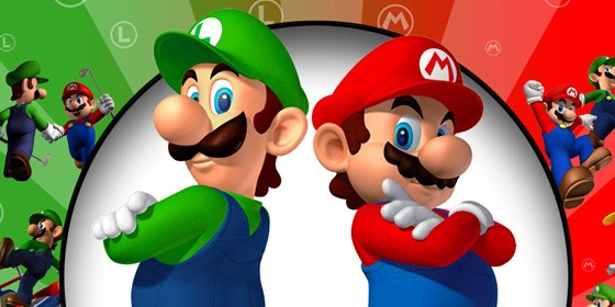 Mario Luigi 560x280