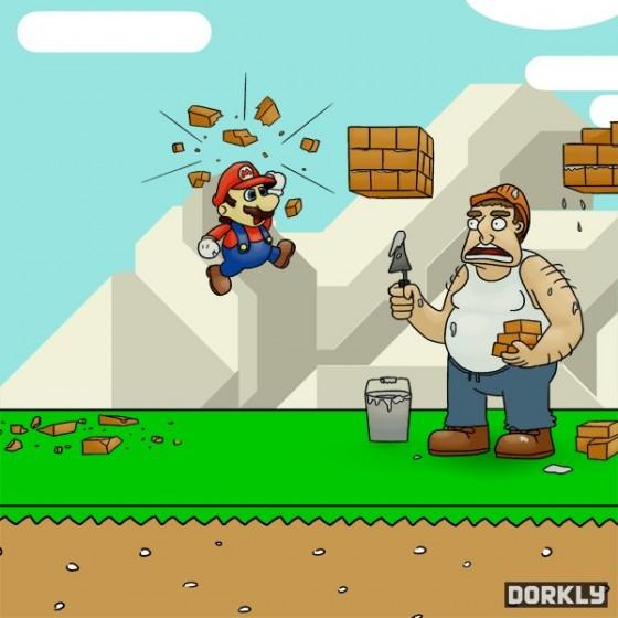 Mario Perspective 560x560