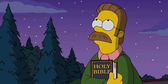 Ned Flanders 560x280