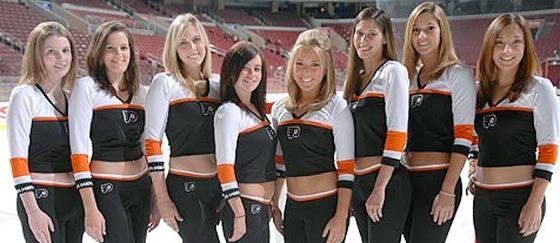 Philadelphia Flyers Ice Team