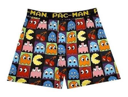 classic pacman boxer shorts 1