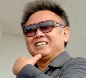 kim jong il smiling 300x272