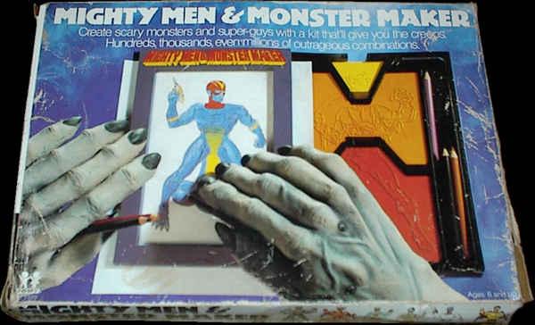 mightymen monster