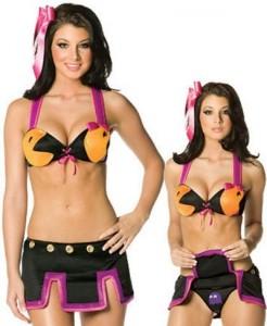 pacman lingerie 246x300