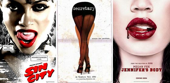 sexy movie poster banner
