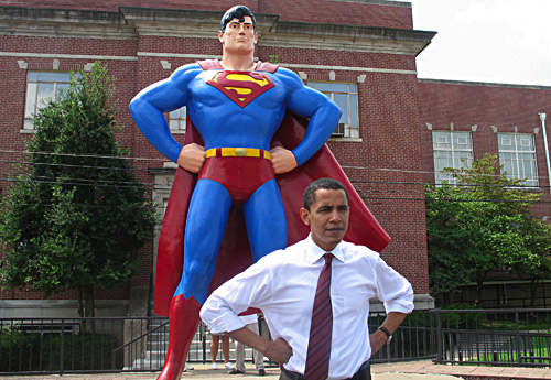 supermanobama
