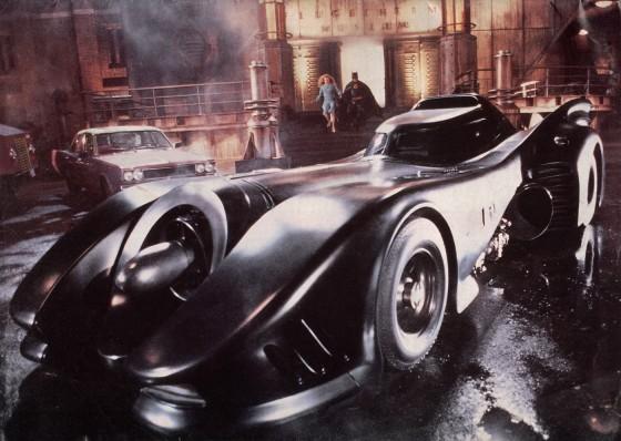 Batmobile 560x398