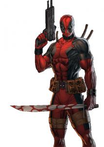 Deadpool 214x300
