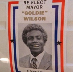 Goldie Wilson 300x295