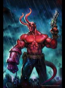 Hellboy 222x300